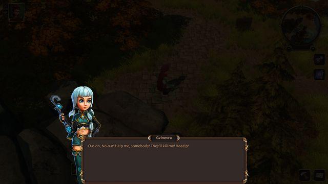Willy-Nilly Knight screenshot