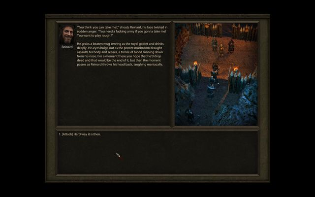 Dungeon Rats screenshot
