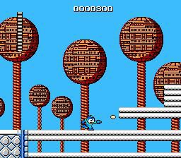 Mega Man (1987) screenshot