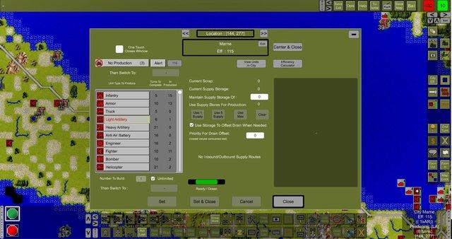 Empire Deluxe Combined Edition screenshot