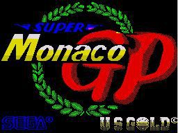Super Monaco GP screenshot