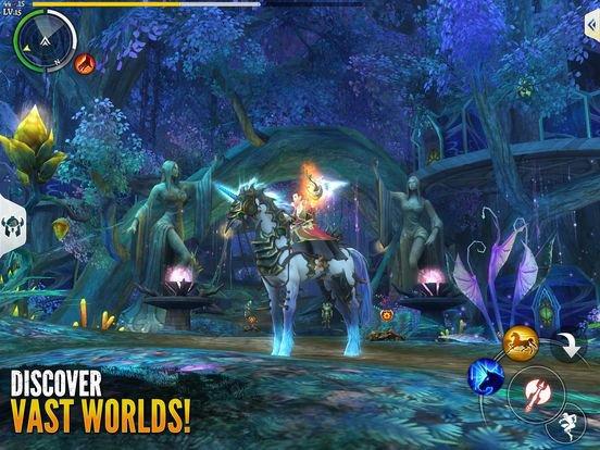 Order & Chaos 2: ММО РПГ арена (Gameloft) screenshot