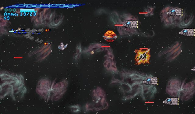 Carnage in Space: Ignition screenshot