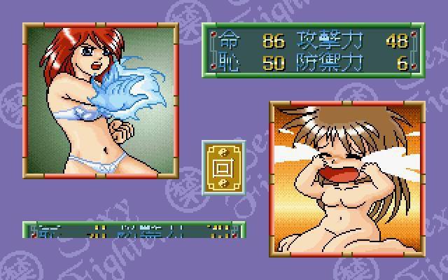 Sexy Fighter screenshot