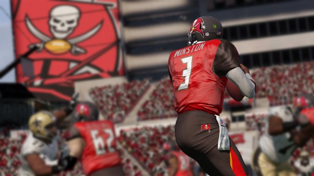 Madden NFL 16 screenshot