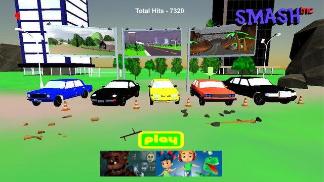 Smash Inc. screenshot
