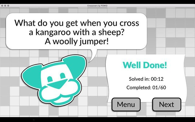 Crossovers by POWGI screenshot