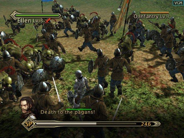 Kingdom Under Fire: Heroes screenshot