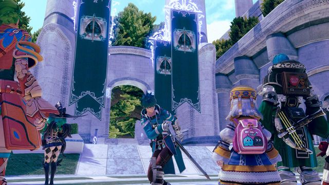 STAR OCEAN: INTEGRITY AND FAITHLESSNESS screenshot