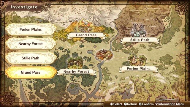 Nelke & the Legendary Alchemists ~Ateliers of the New World~ screenshot