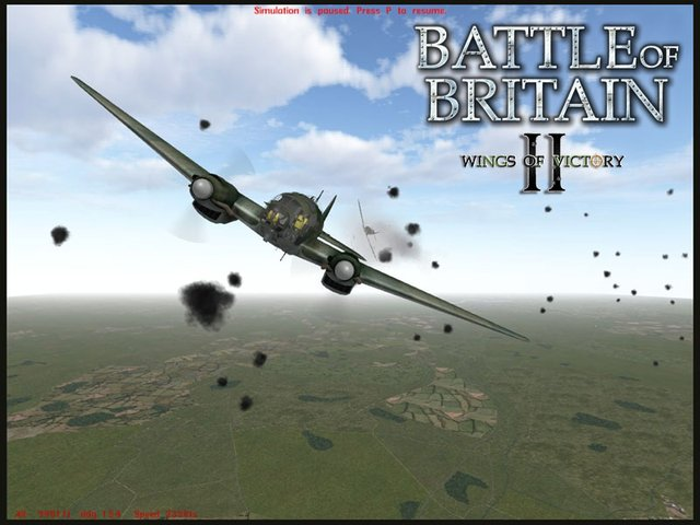 Battle of Britain 2: Wings of Victory screenshot