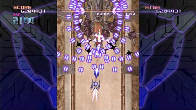 Triggerheart Exelica screenshot