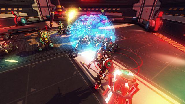 Smashing The Battle VR screenshot