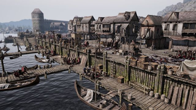 Ancestors screenshot