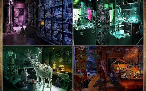 Night at museum Hidden Objects screenshot