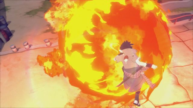 NARUTO SHIPPUDEN: Ultimate Ninja STORM 4 screenshot