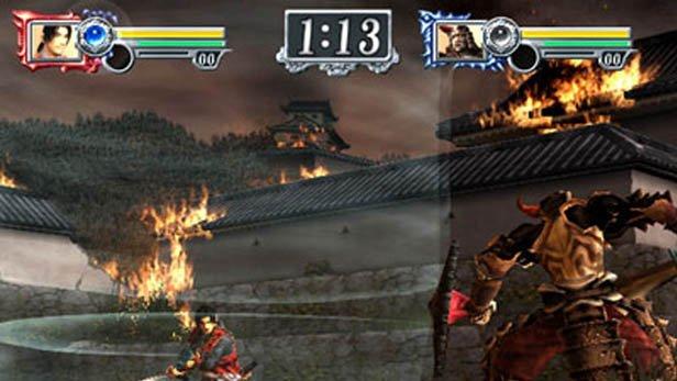 Onimusha Blade Warriors screenshot