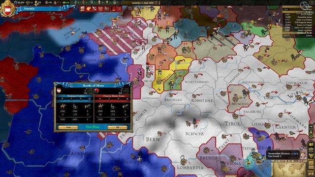 Европа 3: Великие династии screenshot