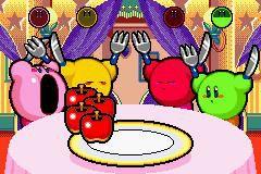 Kirby & the Amazing Mirror (2004) screenshot
