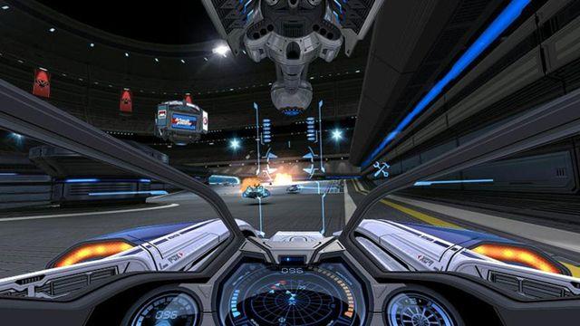 Metal Drift screenshot