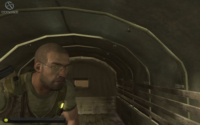 Tom Clancy's Splinter Cell: Двойной агент screenshot