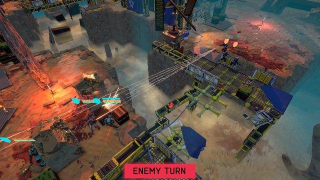 Shock Tactics screenshot