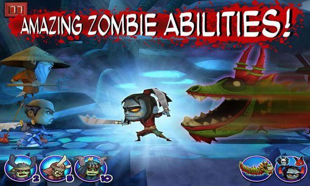 Spartans VS Zombies Defense screenshot