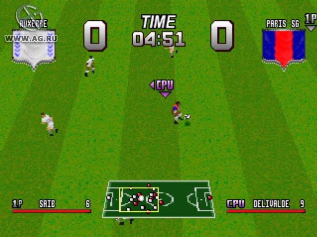 Adidas Power Soccer screenshot