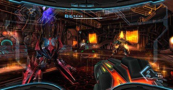 Metroid Prime: Trilogy screenshot