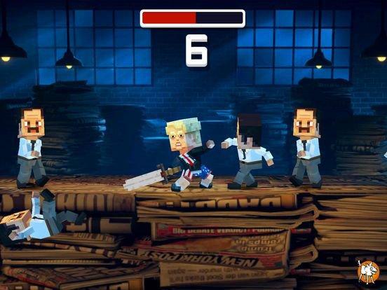 Rush Fight screenshot