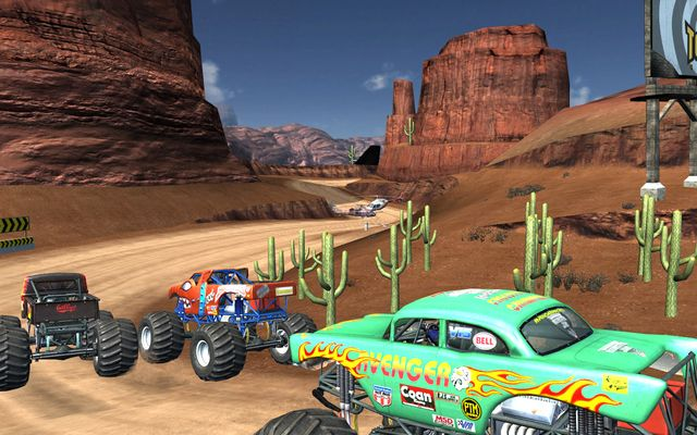 Monster Jam screenshot