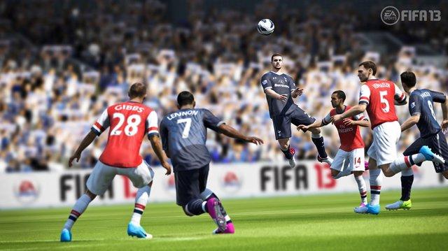 FIFA Soccer 13 screenshot