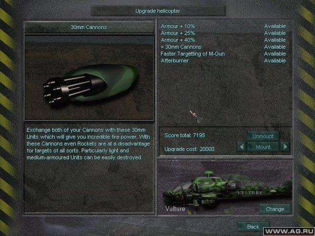 Hell-Copter screenshot