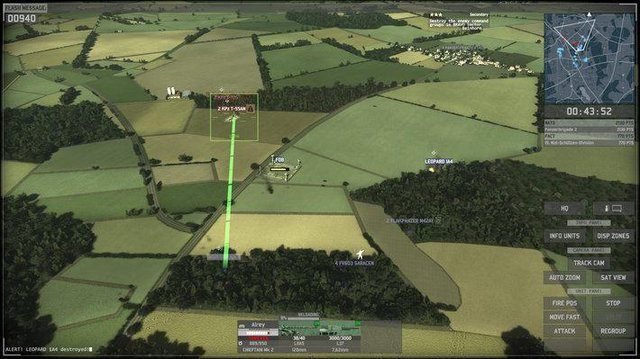 Wargame: European Escalation screenshot