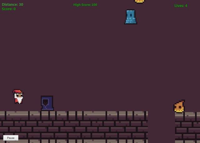 Weird Dungeon Explorer: Run Away screenshot