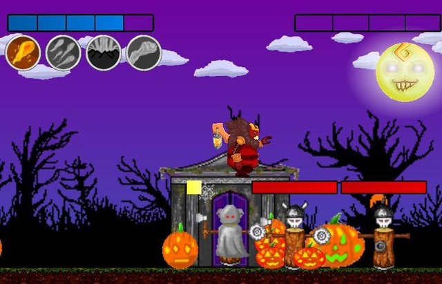 HALLOWEENRITE screenshot