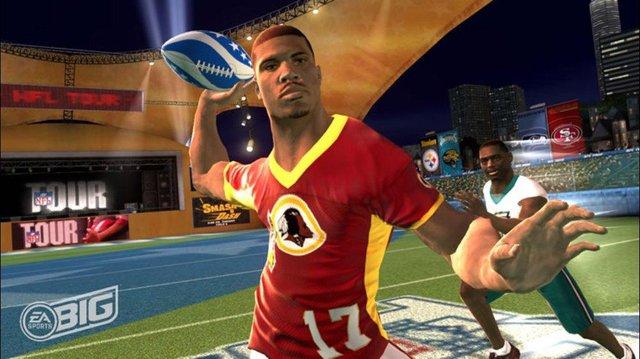 NFL Tour screenshot