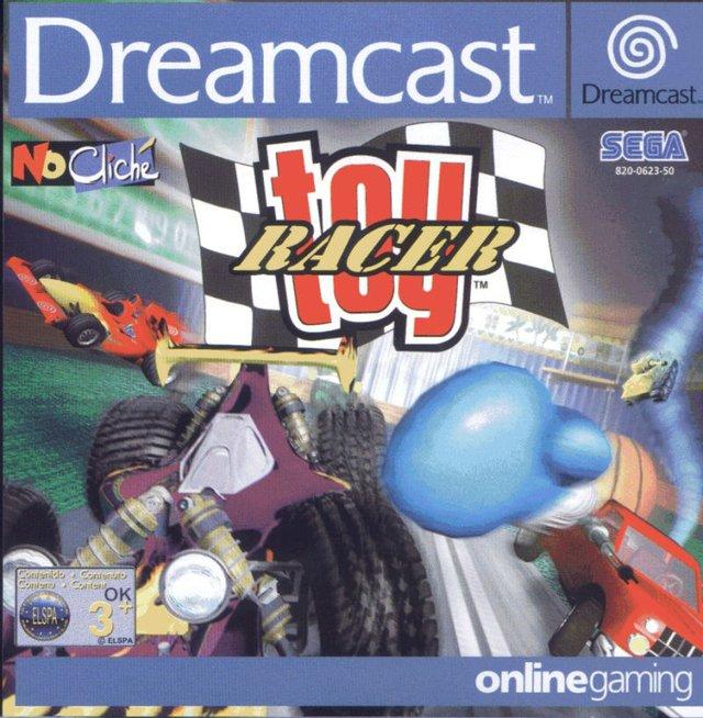Toy Racer screenshot