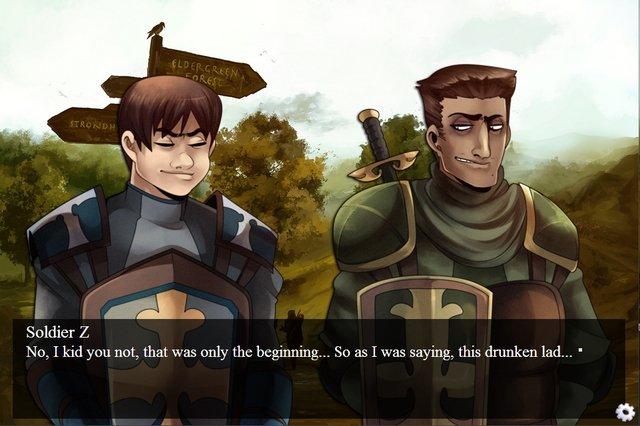 Runeous: Part One screenshot