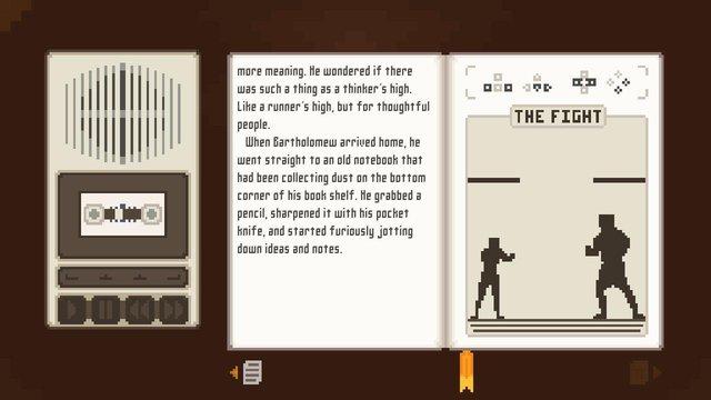 Dissonance: An Interactive Novelette screenshot