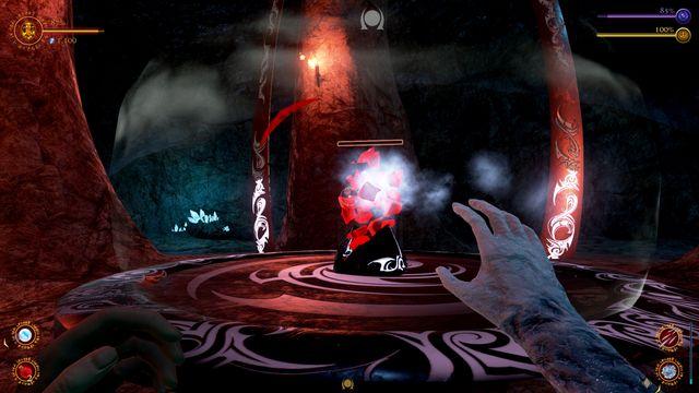 Initia: Elemental Arena screenshot