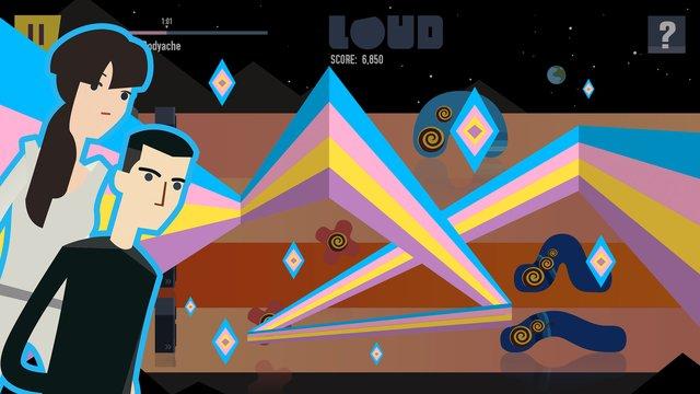 LOUD on Planet X screenshot