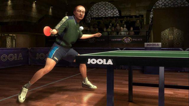 Rockstar Table Tennis screenshot