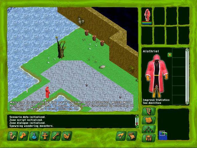Geneforge 1 screenshot