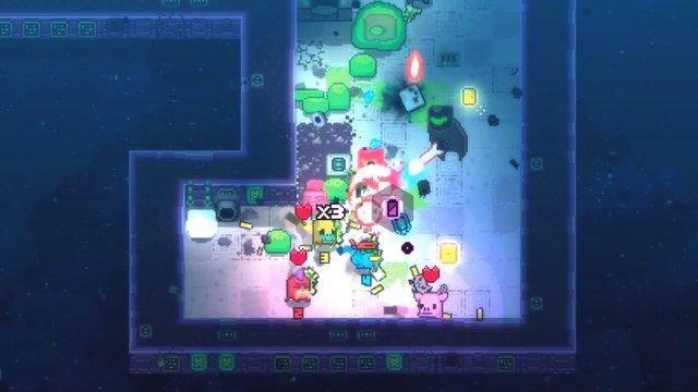Space Jammers screenshot
