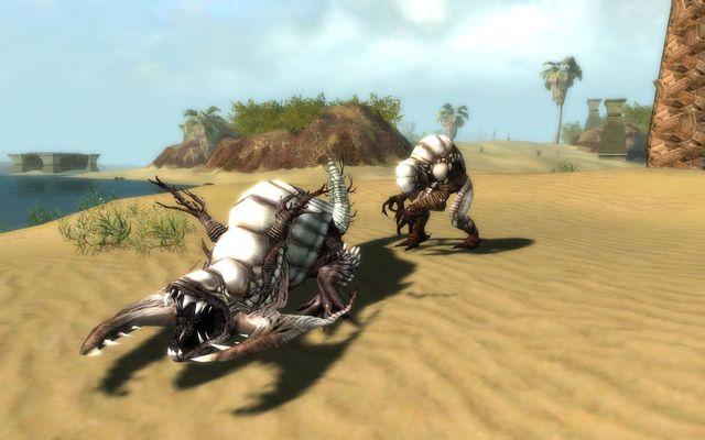 Guild Wars Nightfall screenshot