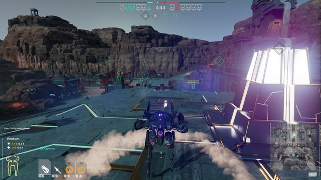 Blazing Core (beta) screenshot