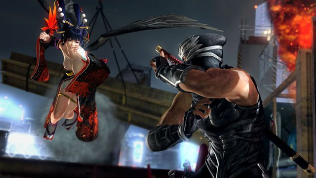 DEAD OR ALIVE 5 Last Round screenshot
