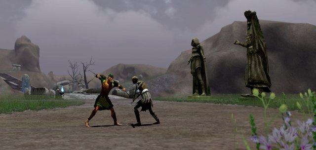 Gods & Heroes: Rome Rising screenshot