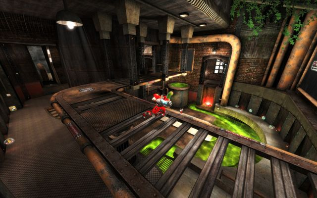 Quake Live screenshot